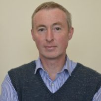 Dr James Murray, Director of Operations