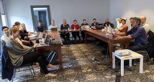 Participants at the recent ADACS Retreat