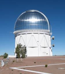 The Victor M. Blanco Telescope