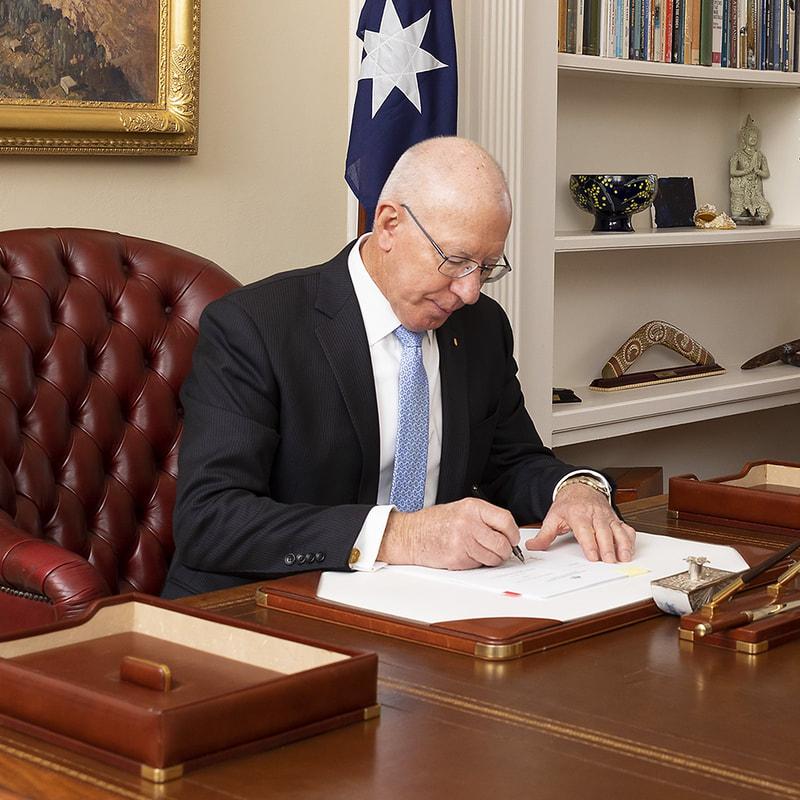 His Excellency General the Honourable David Hurley AC DSC (Retd)