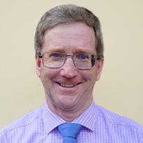 Dr Stuart Ryder, Program Manager